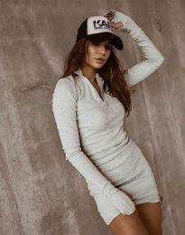 Obleka - koda 4288 - temno siva