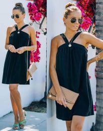Obleka - koda 9103 - črna