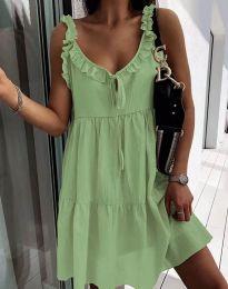 Obleka - koda 2540 - zelena