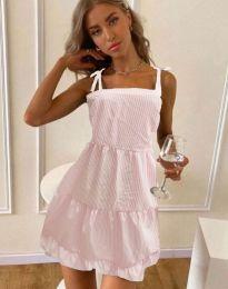 Obleka - koda 0316 - svetlo roza