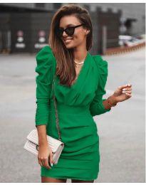 Obleka - koda 870 - zelena