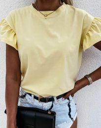 Majica - koda 4352 - svetlo rumena