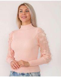 Bluza - koda 7870 - roza