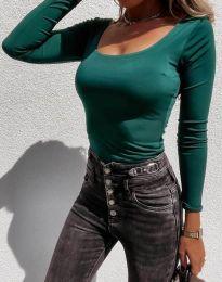 Bluza - koda 4833 - zelená
