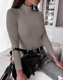 Bluza - koda 6087 - siva