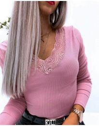 Bluza - koda 3938 - roza