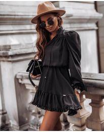 Obleka - koda 3231 - črna