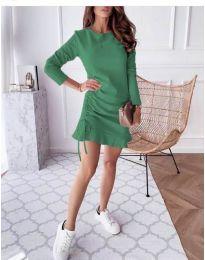 Obleka - koda 832 - zelena