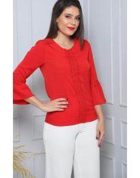 Bluza - koda 0629 - 1 - rdeča