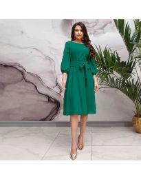 Obleka - koda 4571 - zelena
