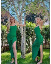 Obleka - koda 7858 - zelena