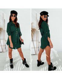 Obleka - koda 976 - zelena