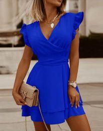Obleka - koda 5654 - modra