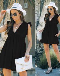 Obleka - koda 7141 - črna