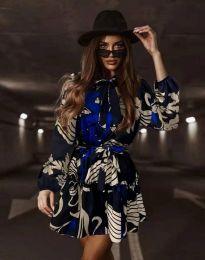 Obleka - koda 3974 - večbarvna