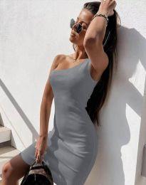 Obleka - koda 6412 - siva