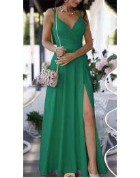 Obleka - koda 8489 - zelena