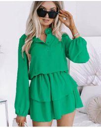 Obleka - koda 4093 - zelena