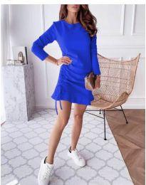 Obleka - koda 832 - modra