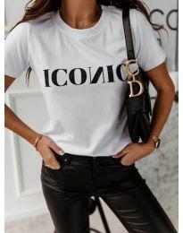 Majica - koda 996 - 1 - bela