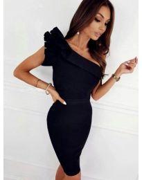 Obleka - koda 2049 - 2 - črna