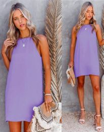 Obleka - koda 2169 - vijolična