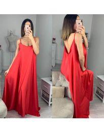 Obleka - koda 6600 - rdeča