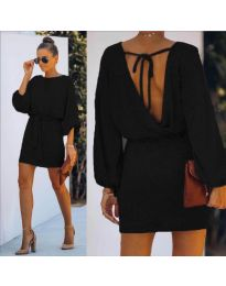 Obleka - koda 940 - črna