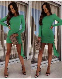 Obleka - koda 6515 - zelena