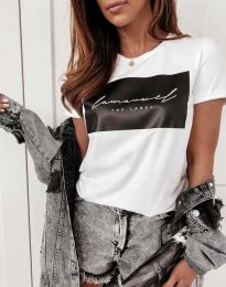Majica - koda 8721 - bela