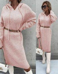 Obleka - koda 6449 - roza