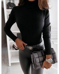 Bluza - koda 9759 - črna