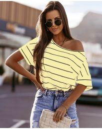 Majica - koda 5865 - rumena