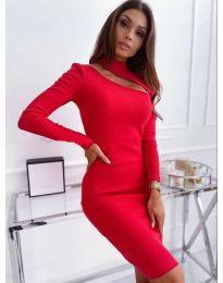 Obleka - koda 149 - rdeča