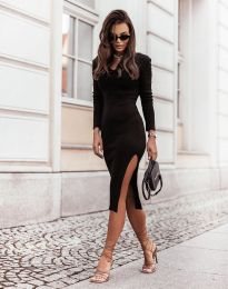Obleka - koda 6593 - črna