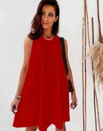 Obleka - koda 9862 - rdeča