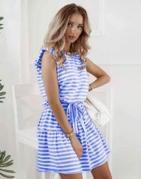 Obleka - koda 7211 - modra