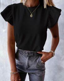 Majica - koda 6215 - črna