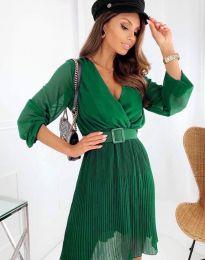 Obleka - koda 3497 - zelená