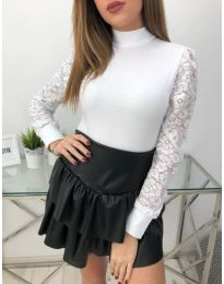 Bluza - koda 4269 - bela