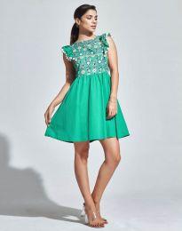 Obleka - koda 1482 - 2 - zelena