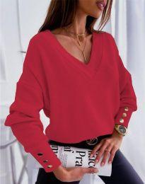 Bluza - koda 5236 - rdeča