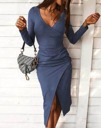 Obleka - koda 4769 - modra