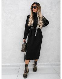 Obleka - koda 0590 - črna