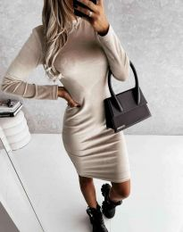 Obleka - koda 9368 - bež