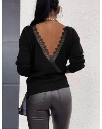 Bluza - koda 6050 - črna