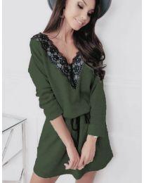 Obleka - koda 5111 - zelena