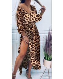 Obleka - koda 5454 - 5 - večbarvna
