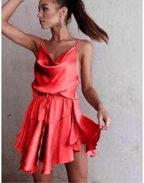 Obleka - koda 660 - rdeča