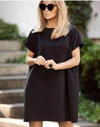 Obleka - koda 6332 - 4 - črna